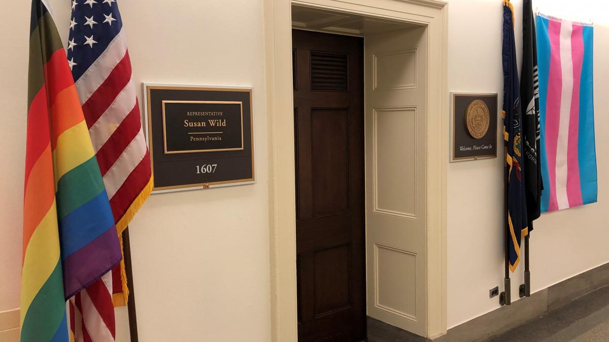 Rep. Wild's Washington, DC Office