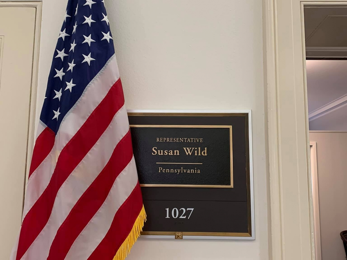 Rep. Wild's Washington, DC Office